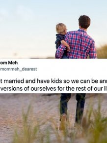 Married Life Tweets