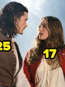 Age Gaps Between Actors And Actresses Who Played Couples