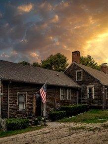 Rhode Island Haunted House
