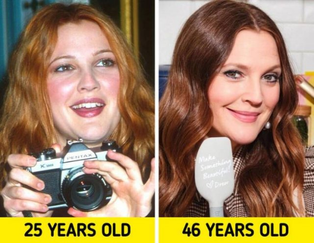Beautifully Aging Celebrities, part 7