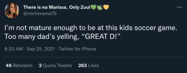 Parenting Tweets, part 17