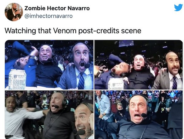 'Venom: Let There Be Carnage' Movie Memes