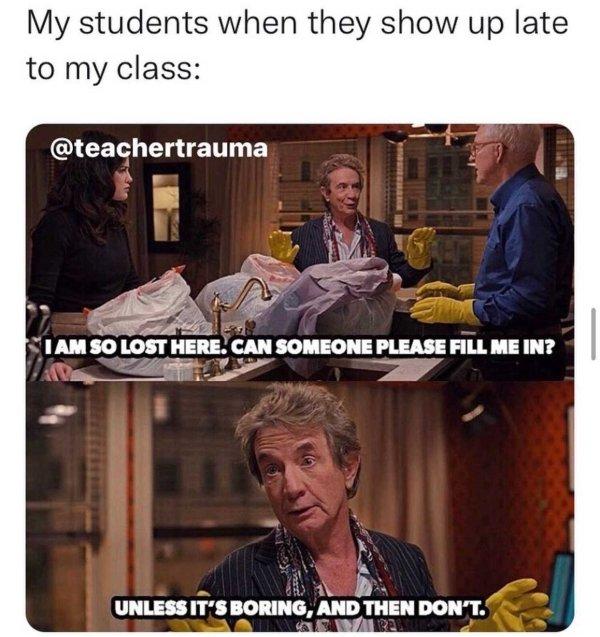 Memes For Teachers