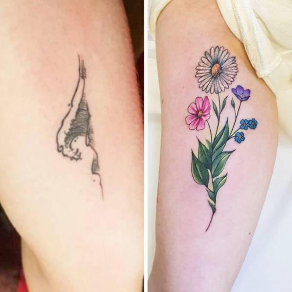 Failed Tattoos Got New Life