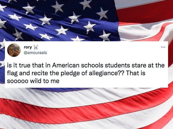 American Things Non-Americans Still Don't Understand