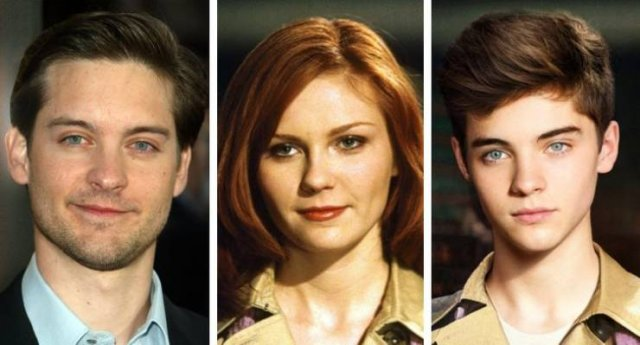 Potential Kids Of Famous Fictional Couples