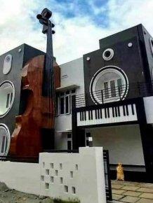 Weird Architecture In Australia