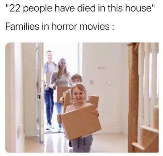 Haunted House Memes