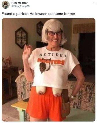 Halloween Costume Tweets
